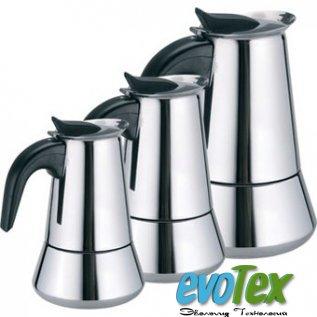 Гейзерные кофеварки и турки