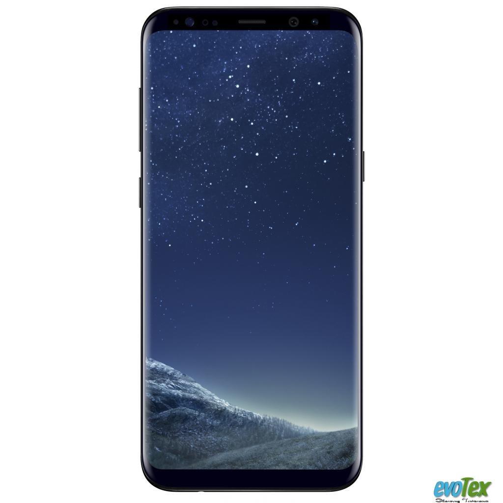 Мобильный телефон Samsung SM-G950FD/M64 (Galaxy S8) Black (SM-G950FZKDSEK) (277648)