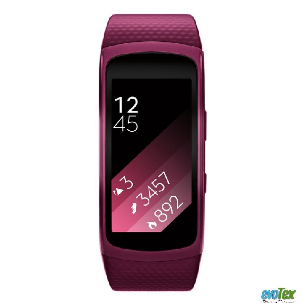 Фитнес браслет Samsung SM-R360 (Gear Fit2) Pink (SM-R3600ZIASEK)
