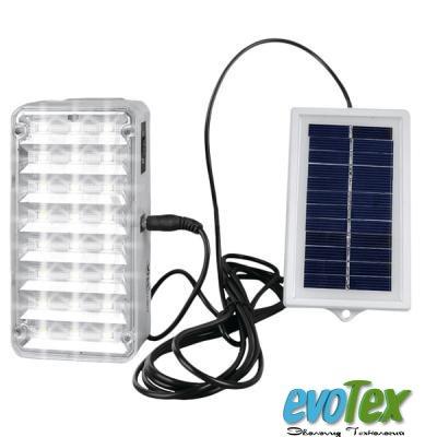 фонарь на солнечной батарее для рыбалки