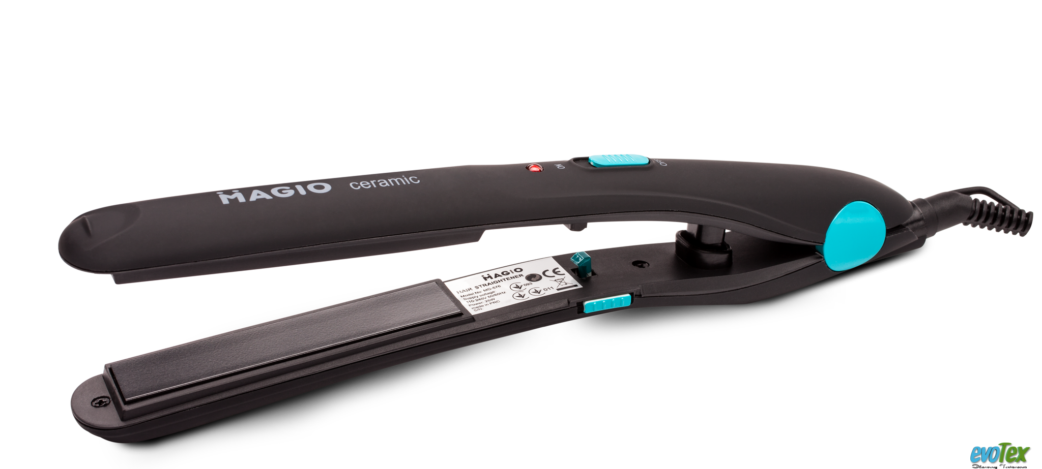 Щипцы для волос MAGIO МG-576