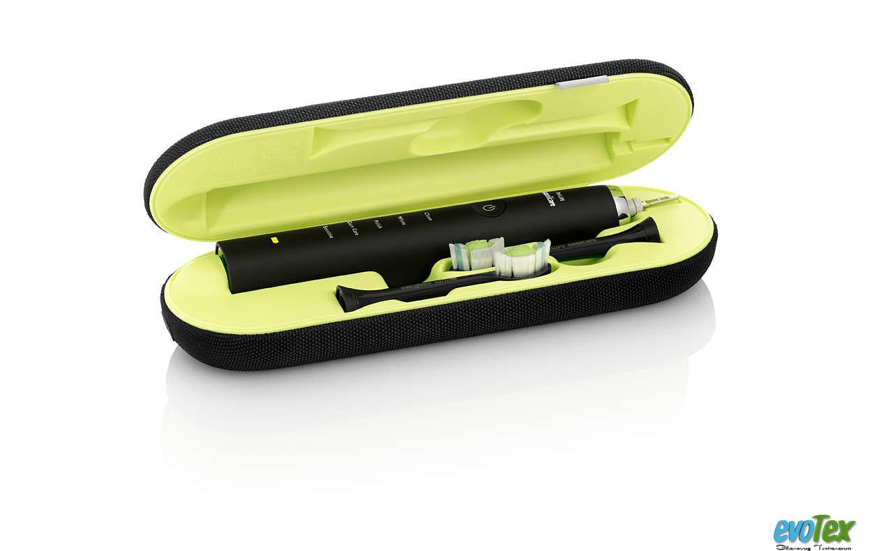 Электрическая звуковая зубная щетка Philips Sonicare Diamond Clean HX9352/04