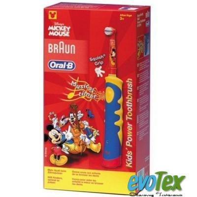 Зубная щетка BRAUN D 10.513K Oral-B Kids' Power (5973784)