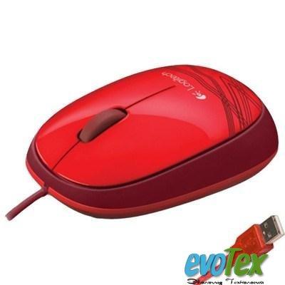 Мышка Logitech M105 Red (910-002942)